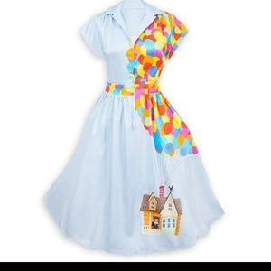 Disney the Dress Shop Up Dress